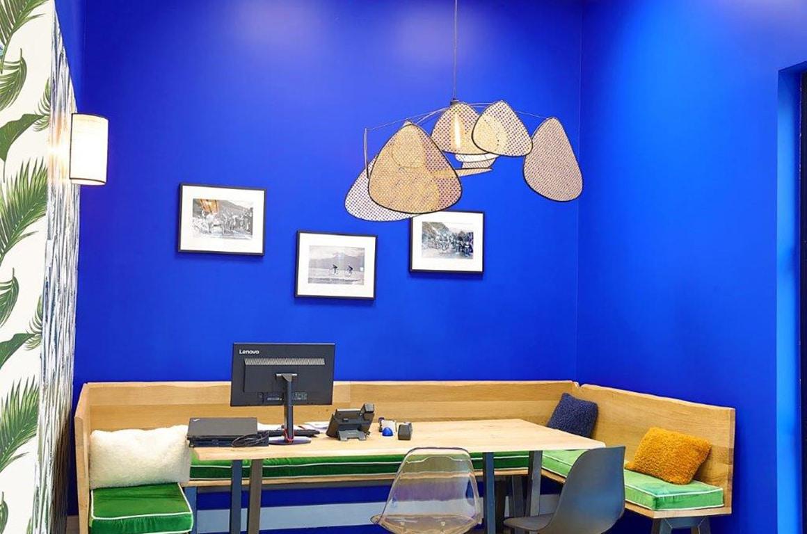 Agence Alianz - granville - decoration interieur - 01