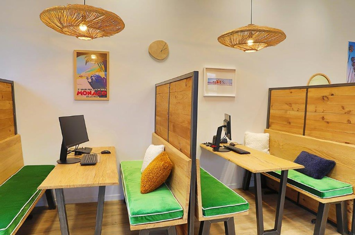 Agence Allianz - granville - decoration interieur - 02