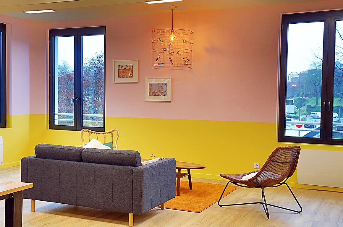 Agence Allianz - granville - decoration interieur - 07