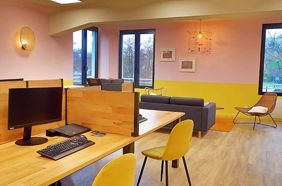 Agence Allianz - granville - decoration interieur - 10