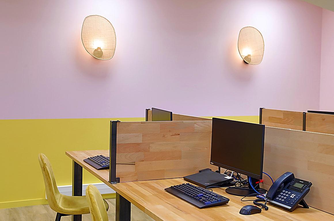 Agence Allianz - granville - decoration interieur - 11