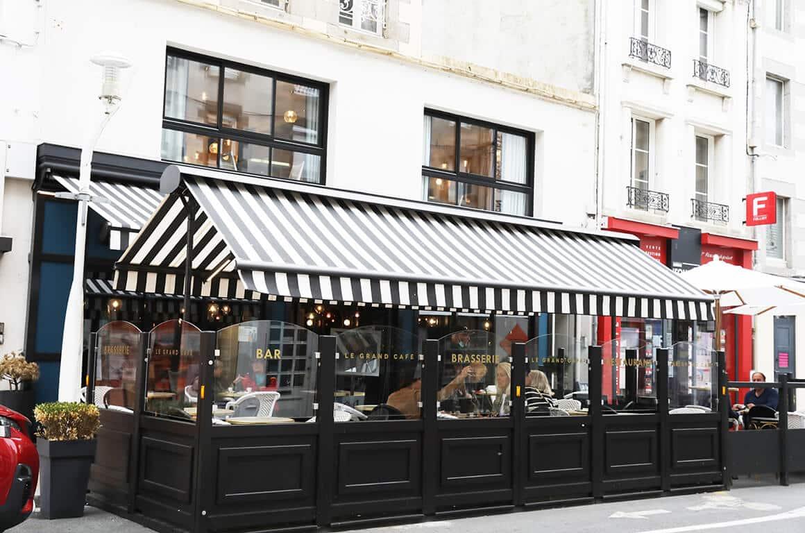Brasserie granvillaise historique - granville - decoration interieur - 13