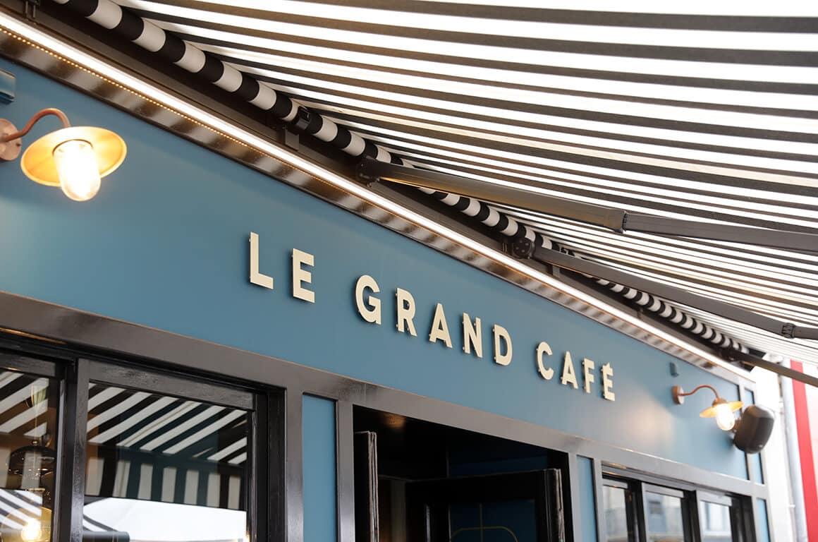 Brasserie granvillaise historique - granville - decoration interieur - 14
