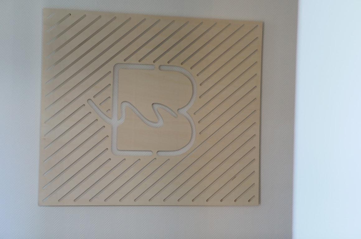 Bureaux SAS Blanchet - Avranches - Décoration d'interieur - 01