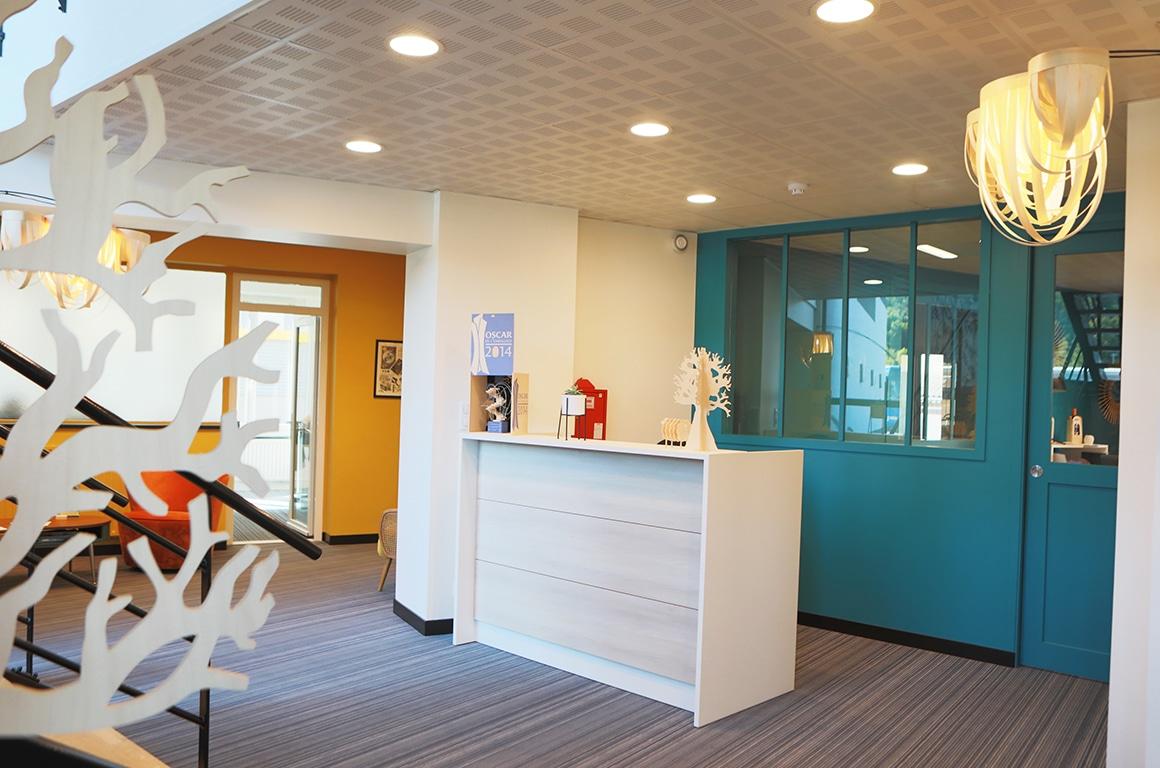Bureaux SAS Blanchet - Avranches - Décoration d'interieur - 06