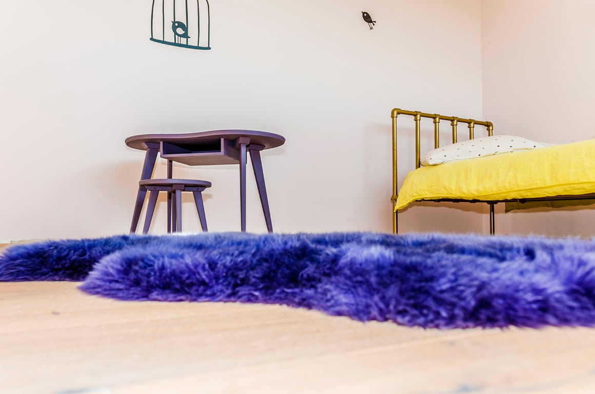 Chambres de petites filles, scandinave - granville - décoration d'intérieur