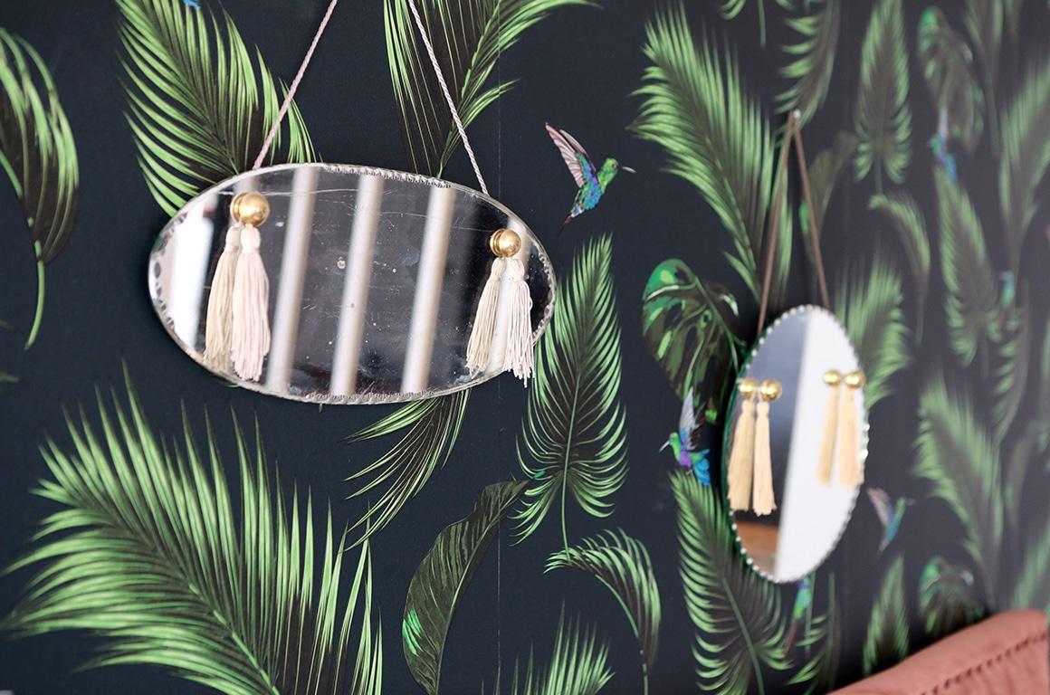 Maison d'architecte des années 70- Granville - décoration d'intérieur - 11